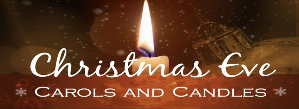 Christmas Eve Service Carols and Candles Communion Holiday Religious Spiritual Wesley United Methodist Church Fort Smith Arkansas2